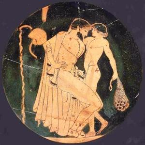 el modelo griego de la masculinidad